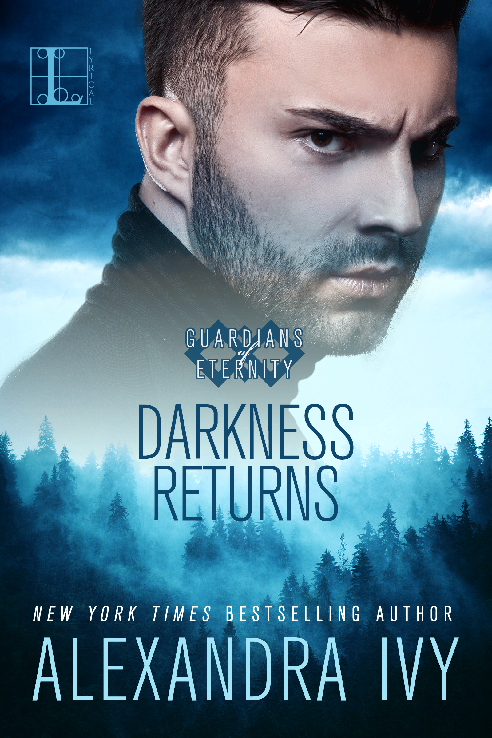 Guardians of Eternity 13: Darkness Returns, by Alexandra Ivy