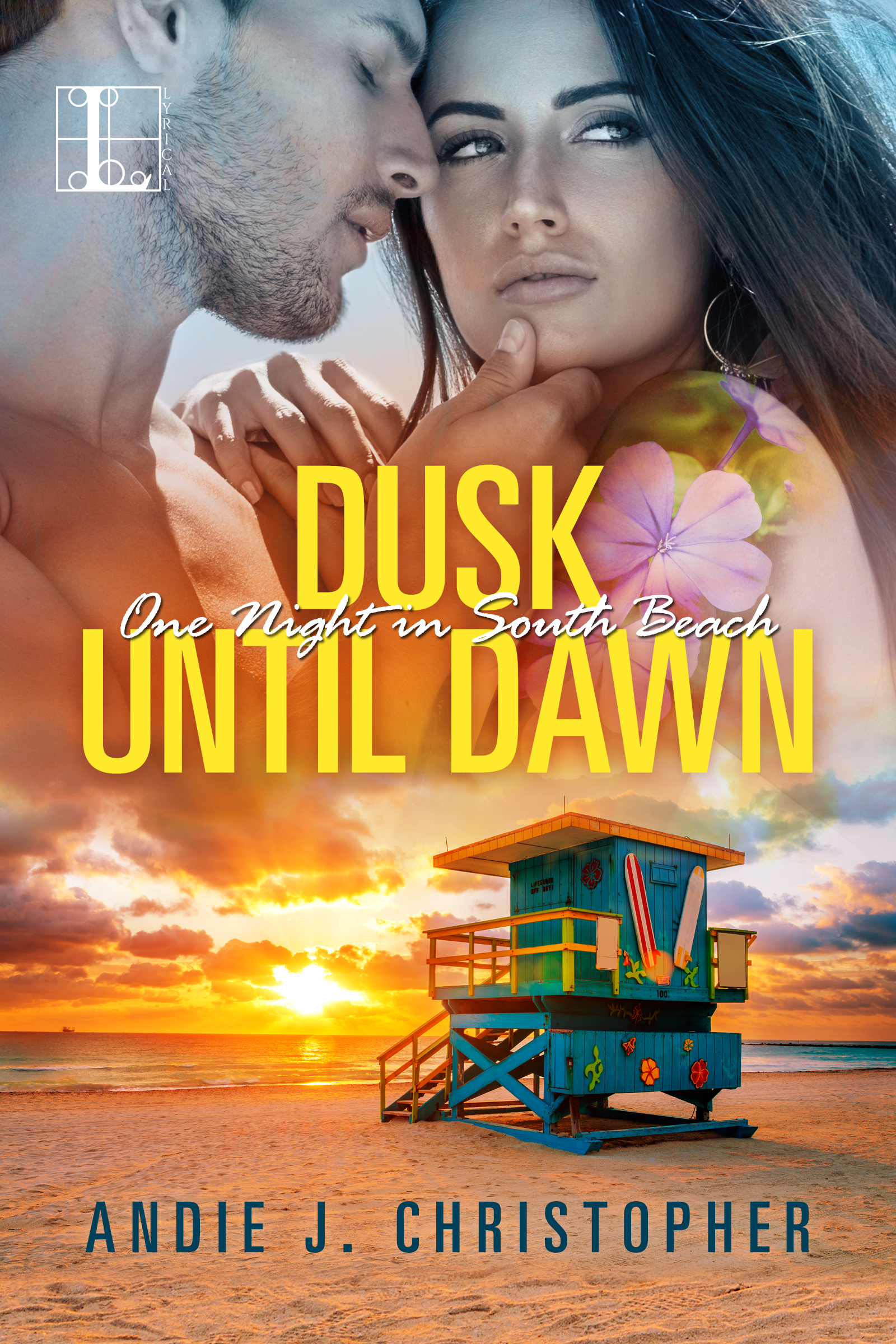 One Night in South Beach 2: Dusk Until Dawn, by And J. Christopher